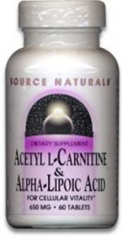 Acetyl-L-Carnitine & Alpha Liponsäure
