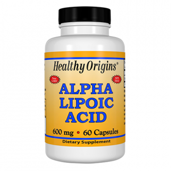 Alpha-Liponsäure 600 mg 60 Kapseln