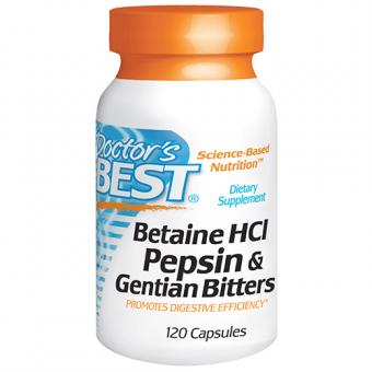 Betain-HCL Pepsin & Enzian-Wurzel