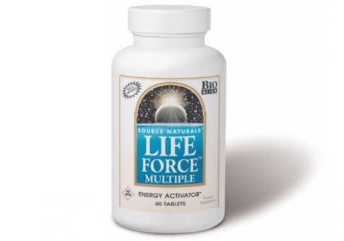Life Force Multivitamin ohne Eisen 120 Kapseln