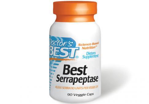 Serrapeptase, 90 K., Doctor´s Best