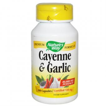 Cayenne & Knoblauch