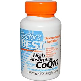 CO-Q10 High Absorption 200mg