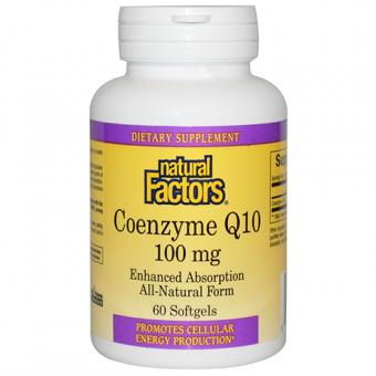 CO-Q10 Coenzyme 100mg