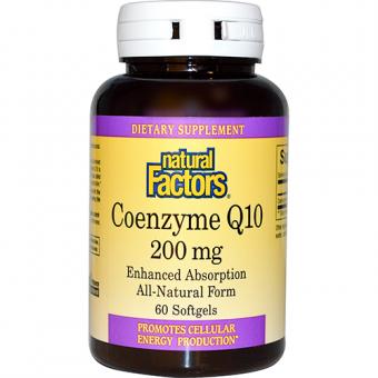 CO-Q10 Coenzyme 200mg