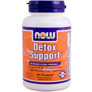Detox-Support Entgiftungsformel NOW