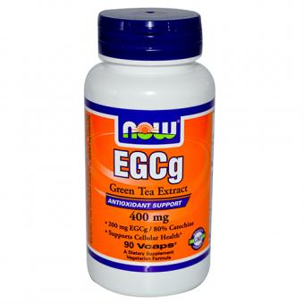 EGCg (Grüner Tee Extrakt), 90  Veggie-Kapseln