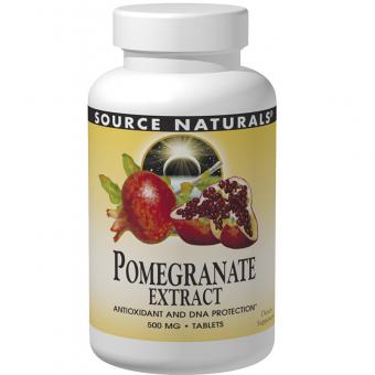 Granatapfel-Extrakt, Pomegranate, 500 mg
