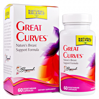 Brustwachstum - Great Curves, Natural Balance