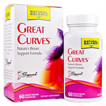 Brustwachstum - Great Curves, Natural Balance