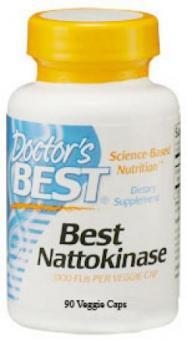 Nattokinase-Testpackung