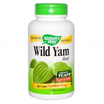 Wild Yam Wurzel 180 Kapseln