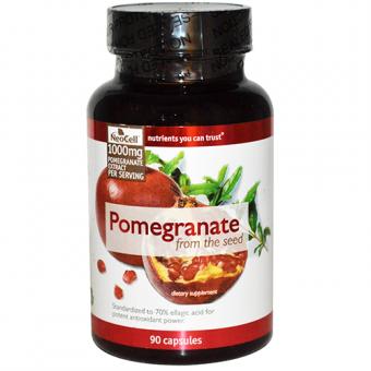 Granatapfel-Extrakt 1000 mg -90 Kapseln