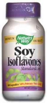 Soja Isoflavone - Pflanzliche Östrogene, 25 % Rabatt
