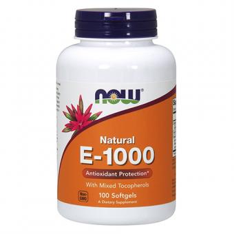 Vitamin E-1000, NOW