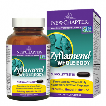 Zyflamend Whole Body Entzündungshemmer, 120 Fl-Kapseln