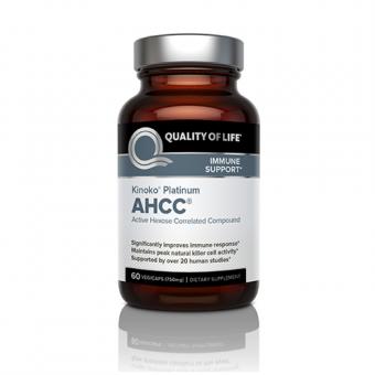 AHCC Platinum 750 mg