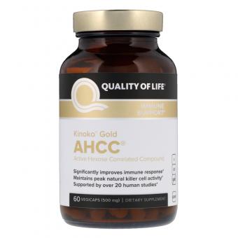 AHCC Gold-Der Immunbooster