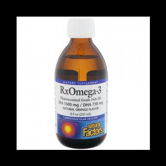 RX Omega-3 flüssig