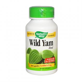 Wild Yam Wurzel 100 Kapseln